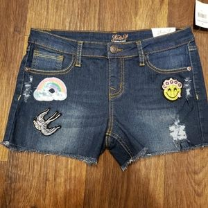 NWT Studio V Girls Shorts